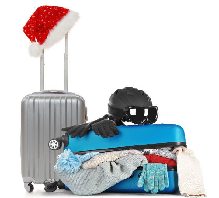ship luggage